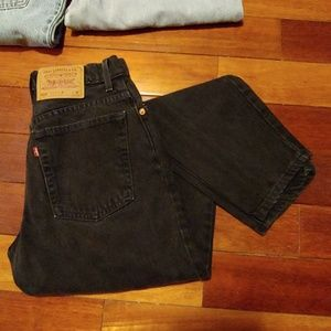 Levi's - Red Tab - 550 - Relaxed Fit - Tapered Leg